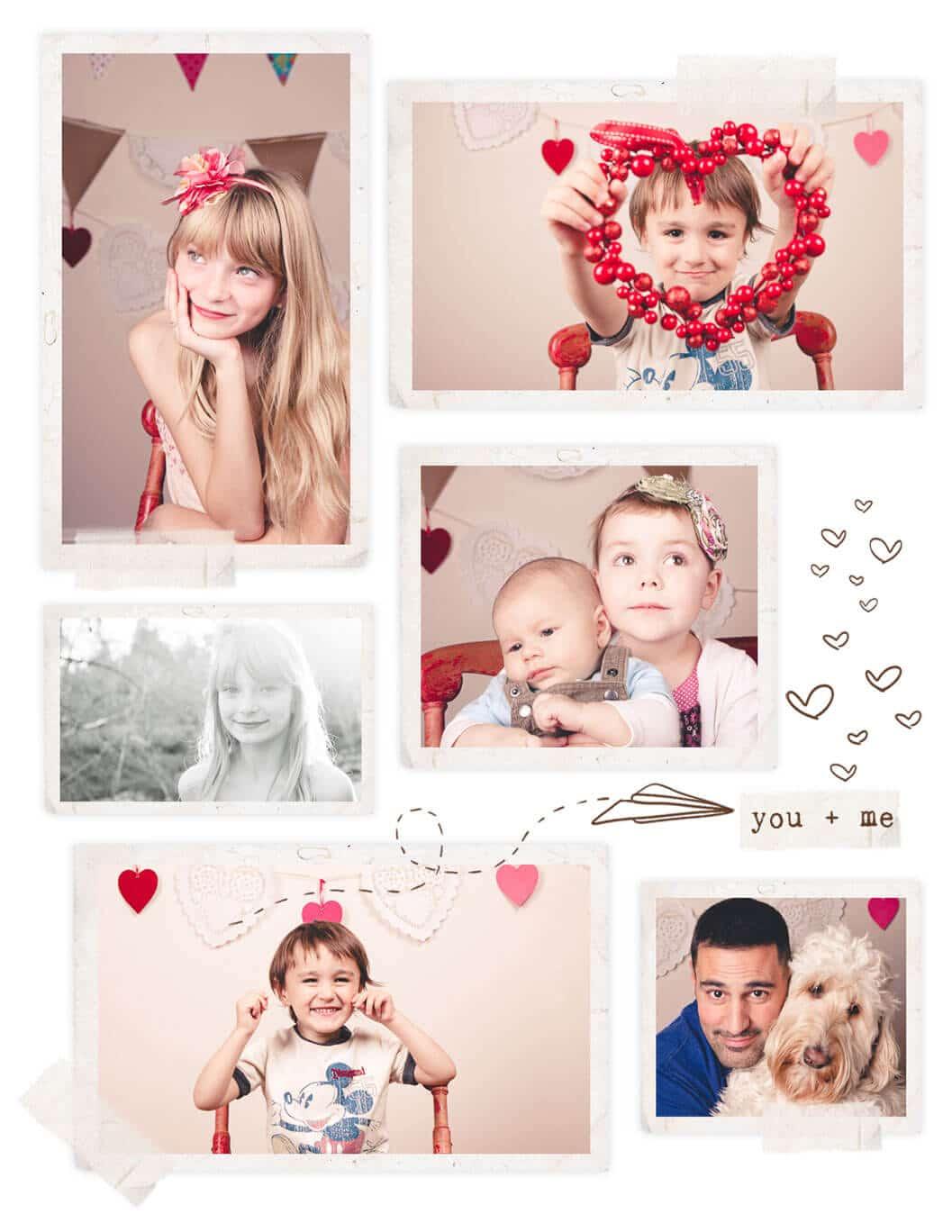 Roseville Child Photographer | be mine . . . valentine