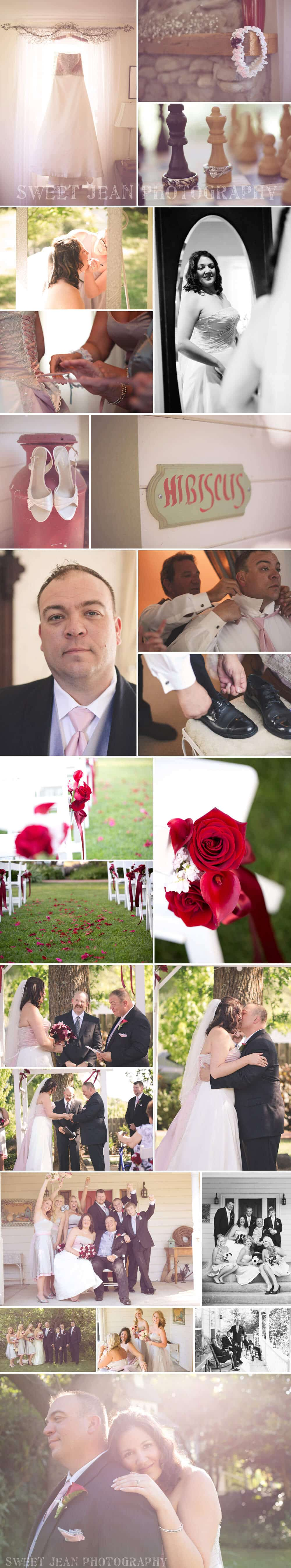 Loomis Wedding Photographer | Nick & Drea