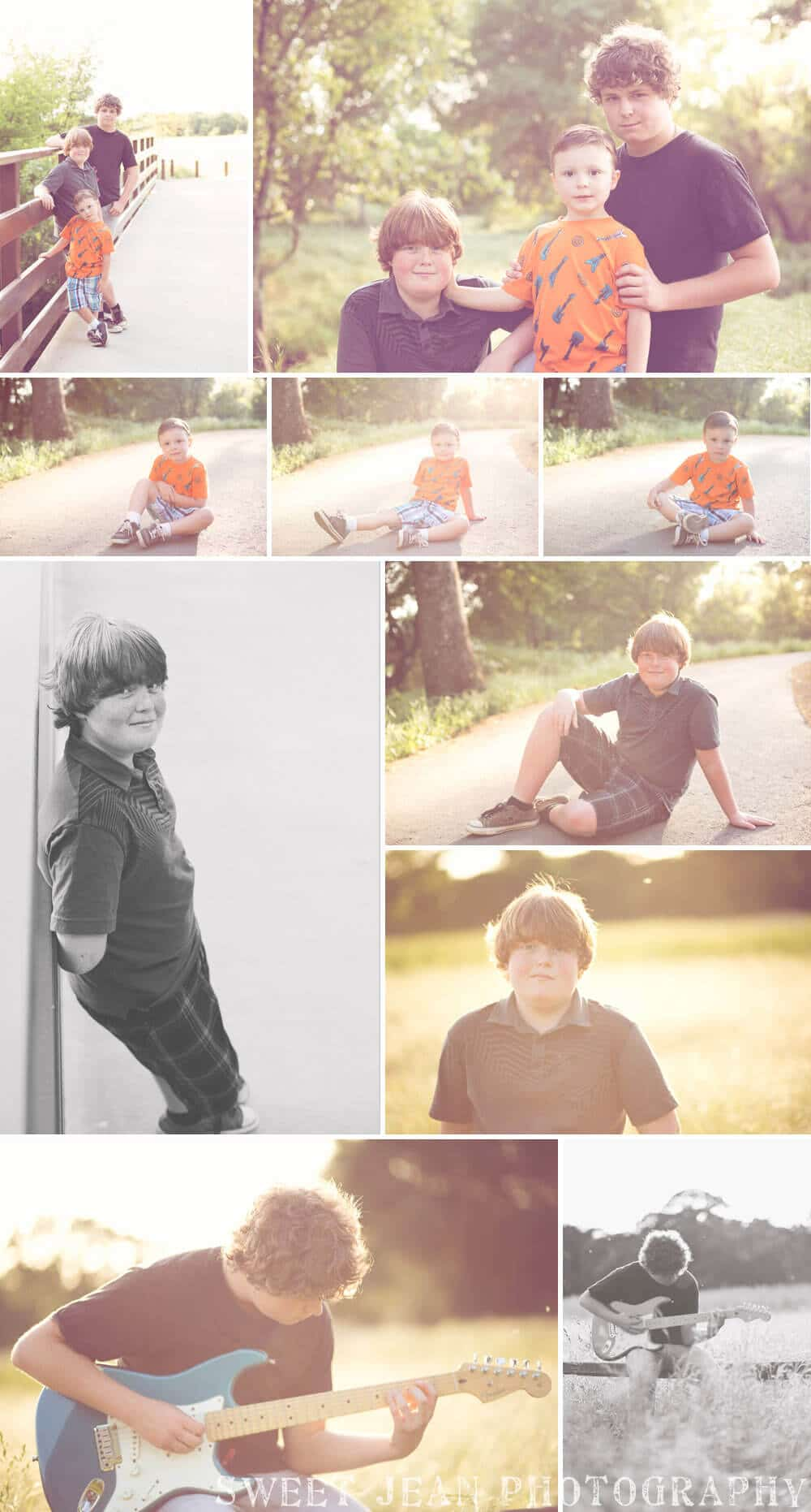 Roseville Children's Photographer | Boys, Boys, Boys