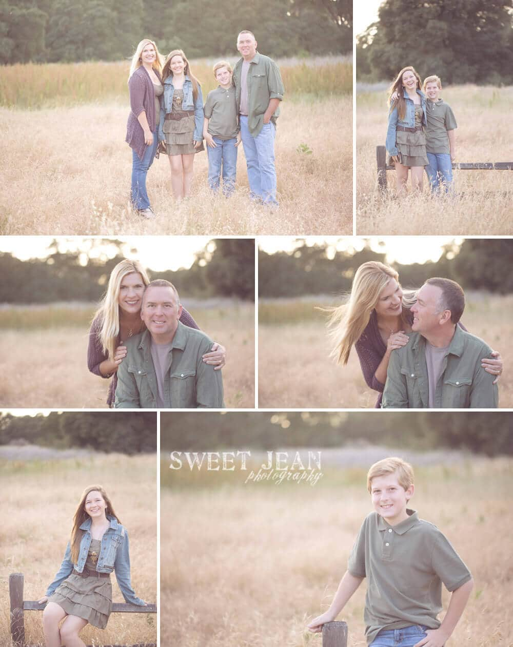 Roseville Family Photographer | The 'M' Family