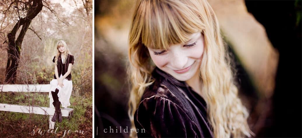 my girl | Roseville Children's Portrait Photographer
