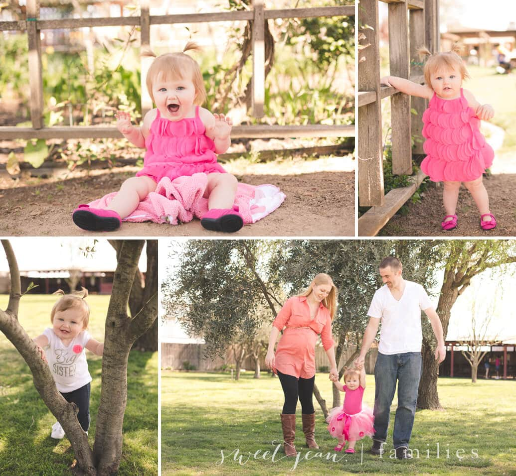 Roseville Maternity & Baby Photographer