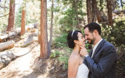The Ridge Lake Tahoe Wedding | Ale & Ryan