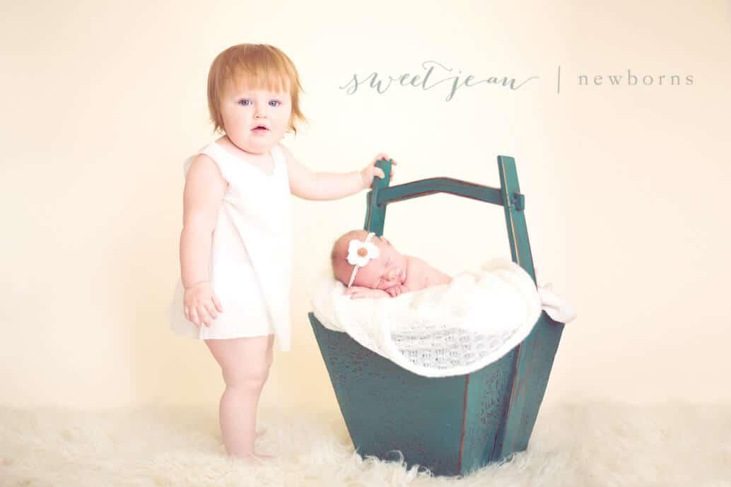 Hello Brooke | Roseville Newborn Photographer