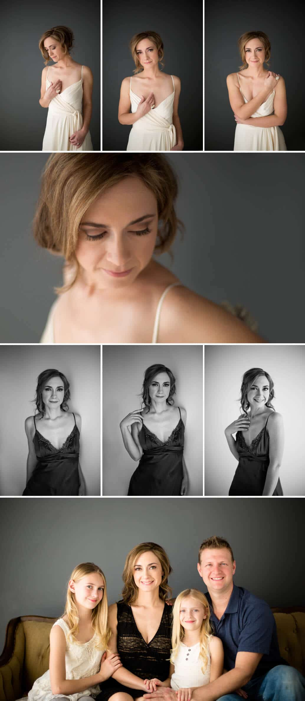 Roseville Beauty Photography Portrait Couture Glamour