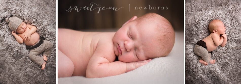 Arlo | Roseville Newborn Studio