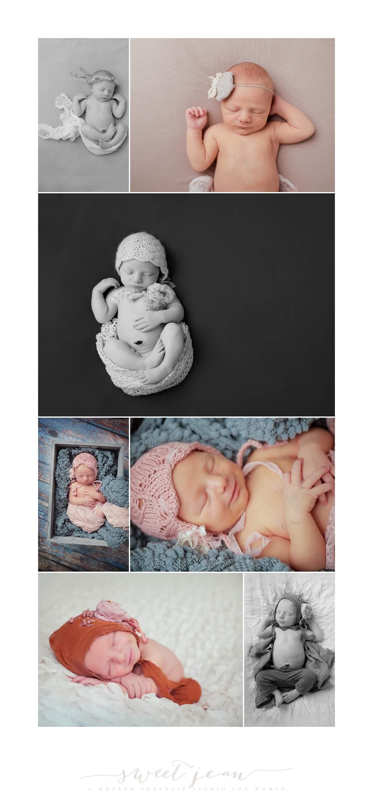 Baby Evie | Elk Grove Newborn Photography