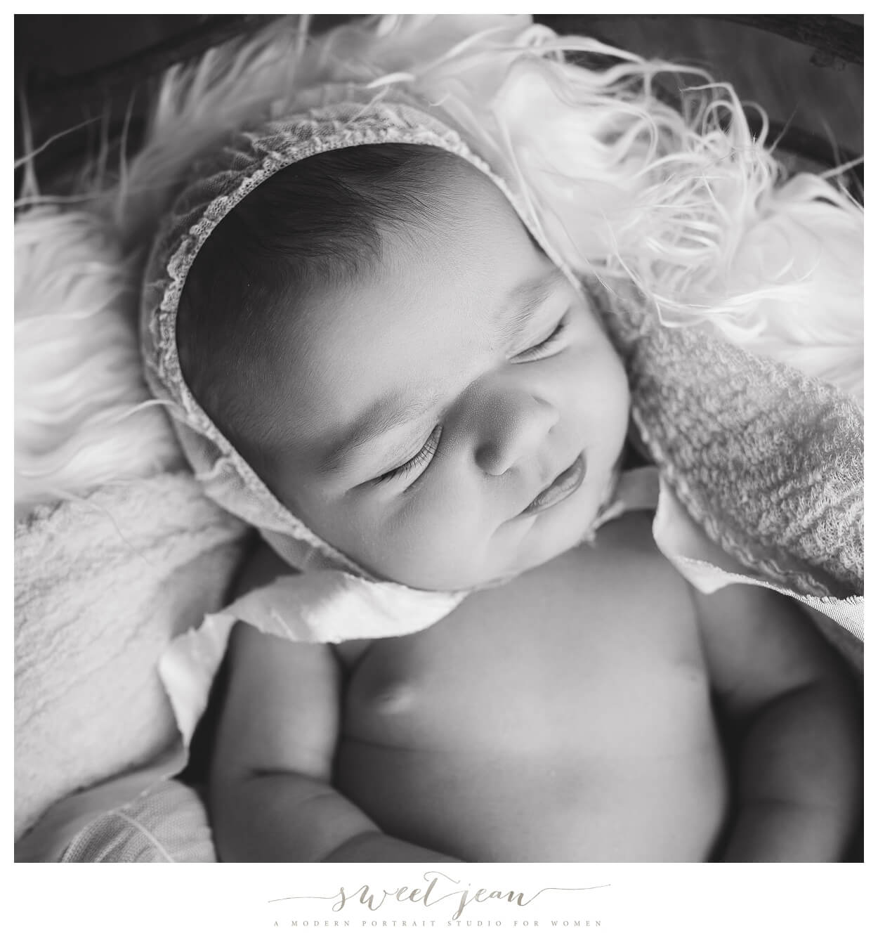 Roseville Newborn Photography | welcome Whitney