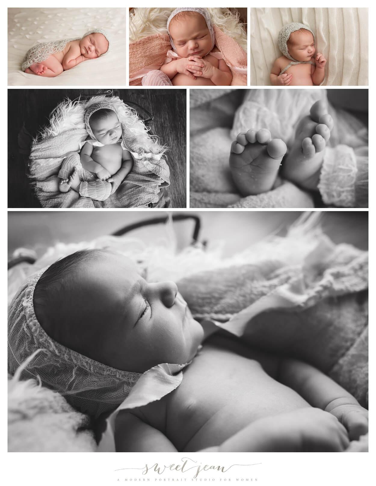 Roseville Newborn Photography