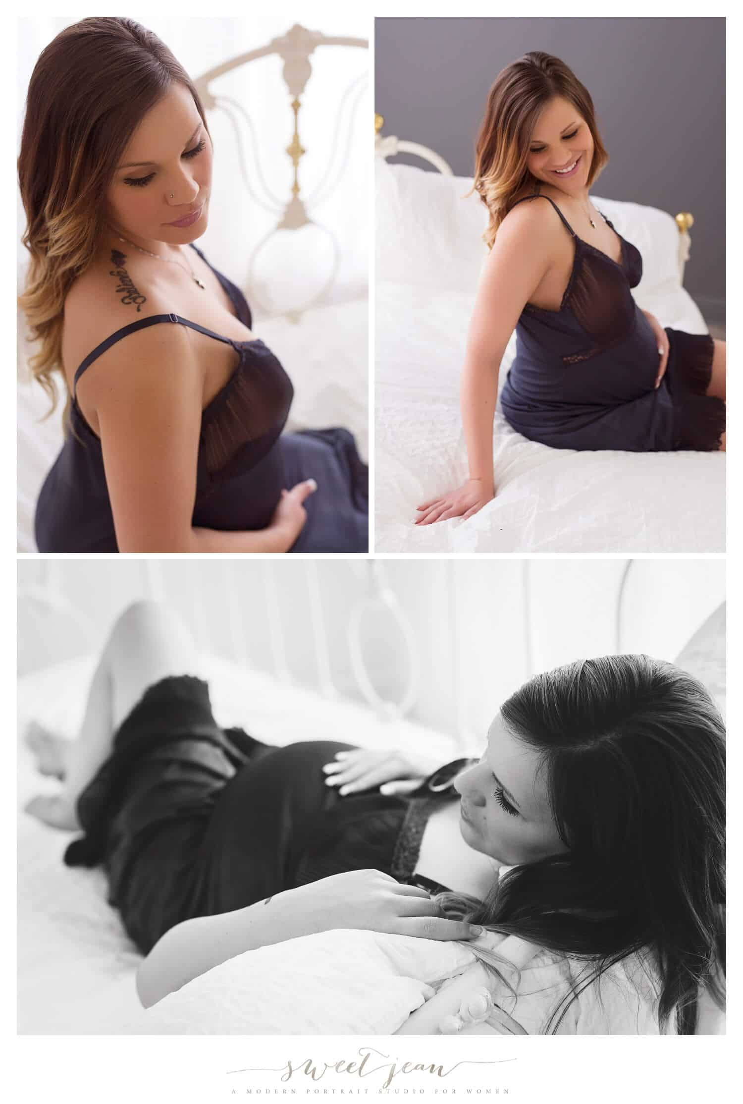 A Roseville Maternity Session Sweet Jean  Photography