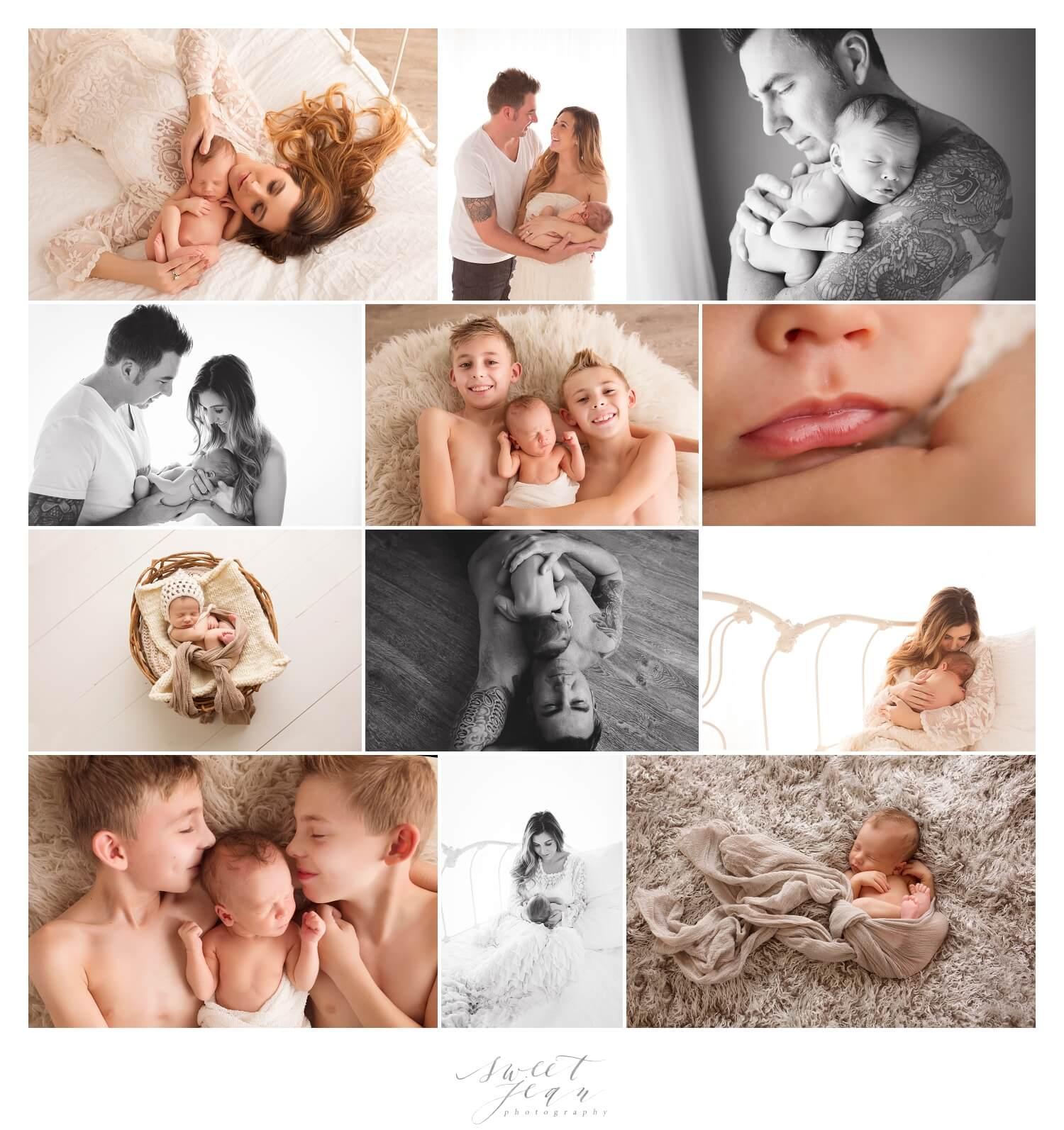 Welcome Legend | Roseville Newborn Photographer