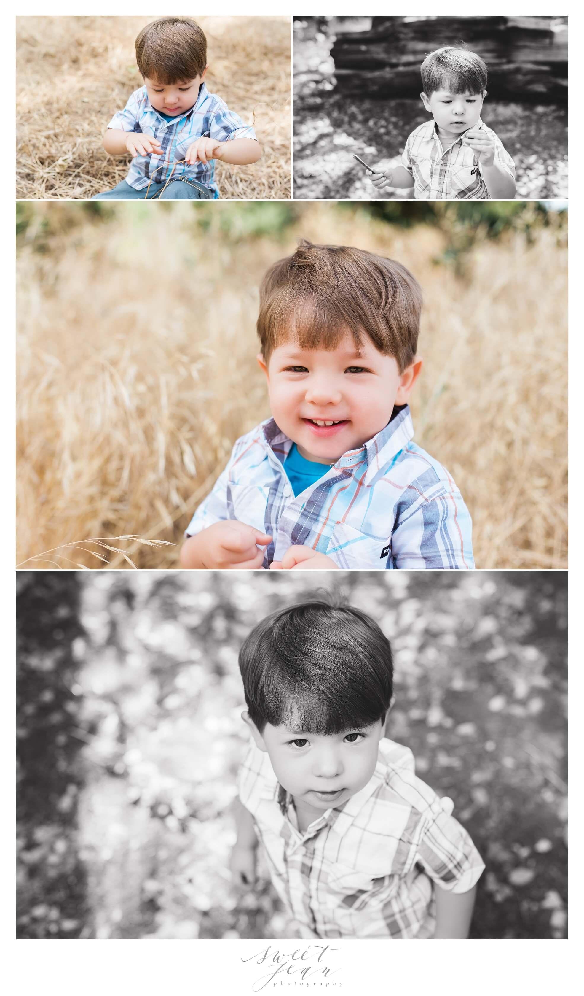 Roseville Child Photographer