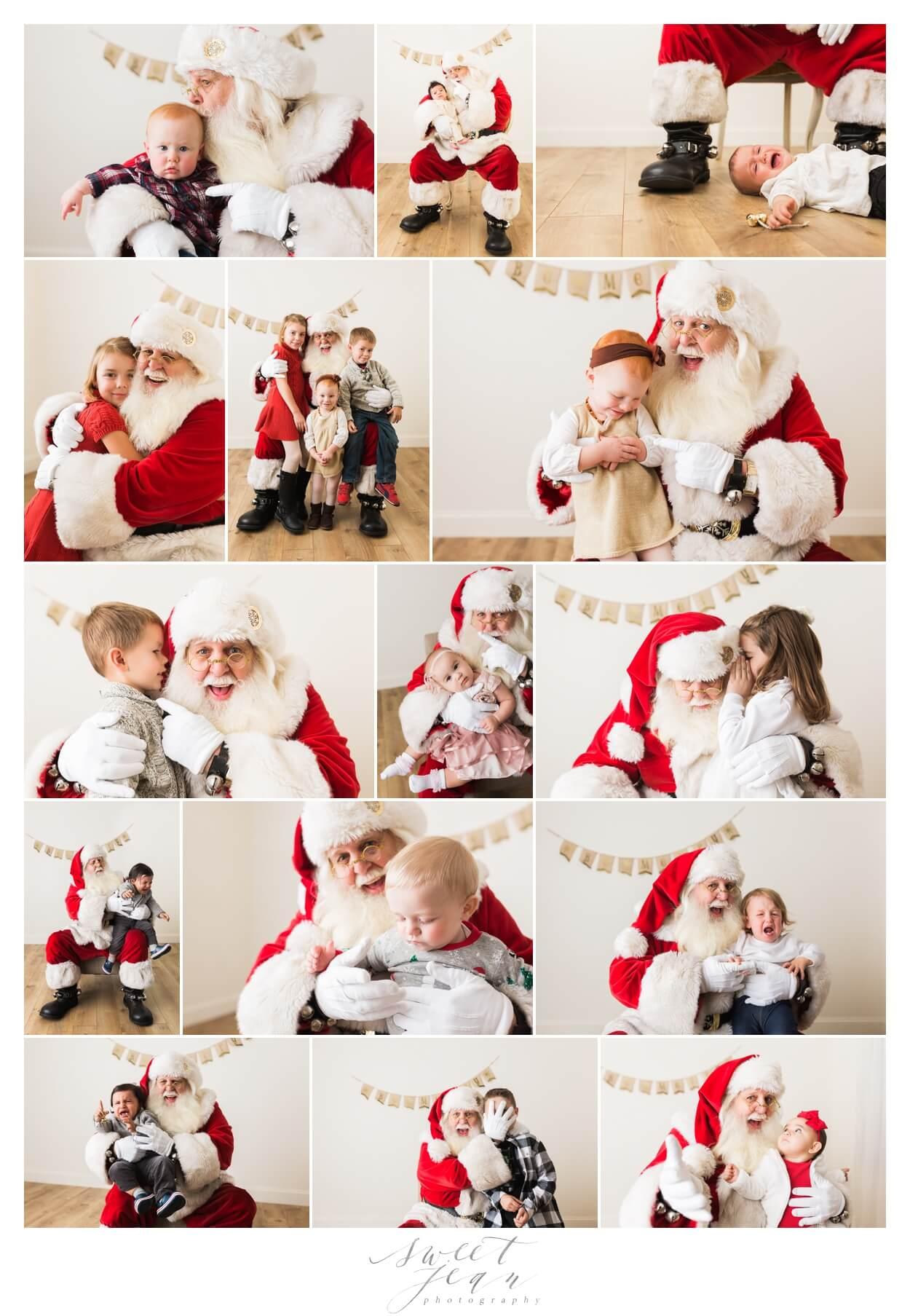 2015 Santa Event Sweet Jean Client Exclusive