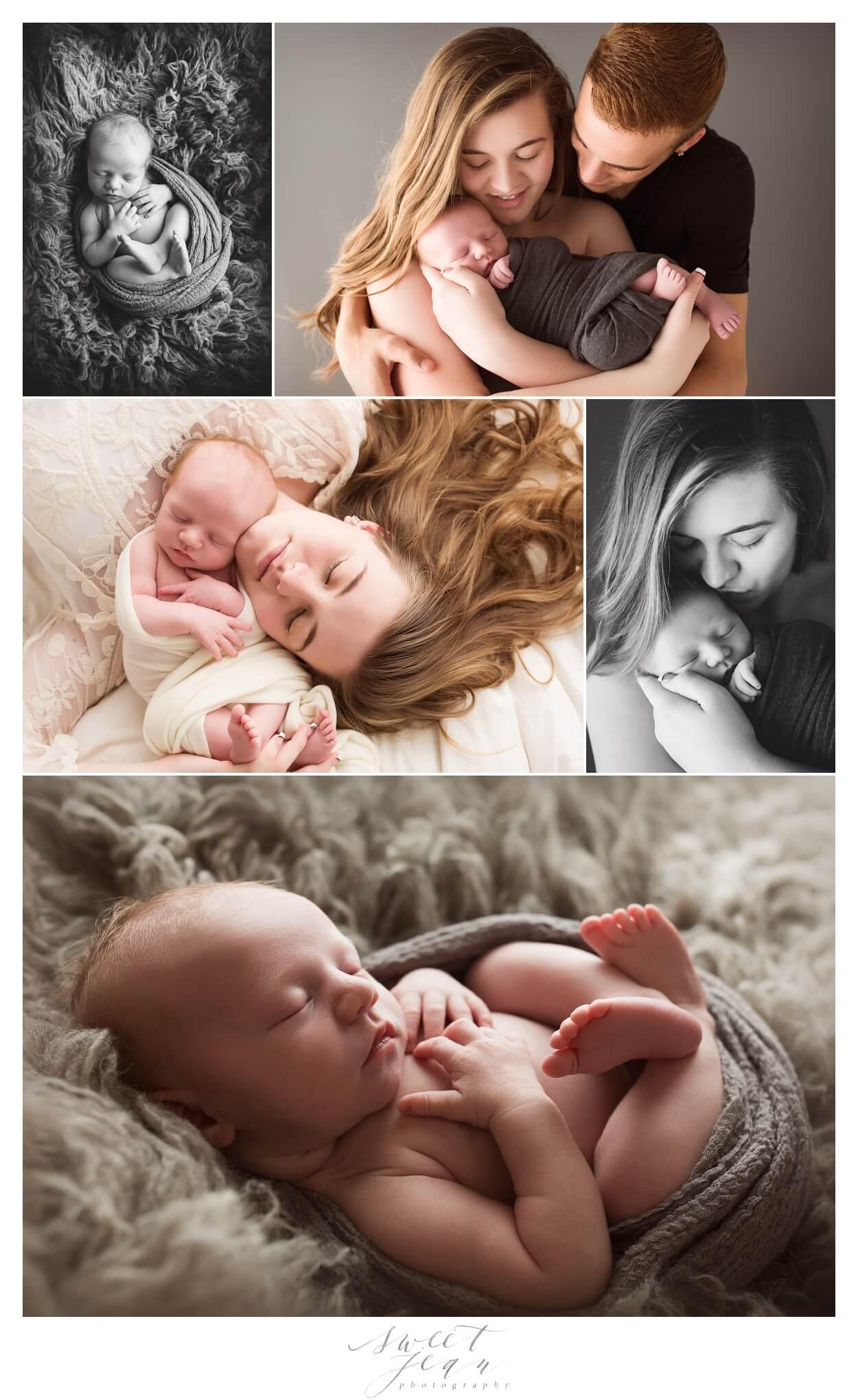 Roseville Newborn Session | Jayce