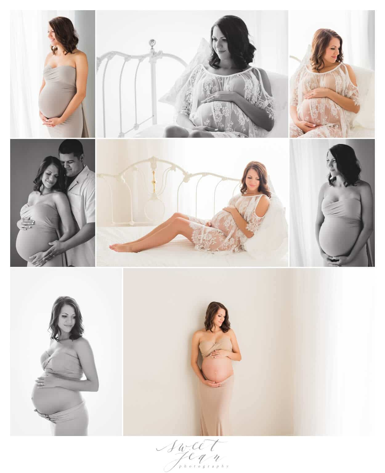 roseville twin photographer maternity