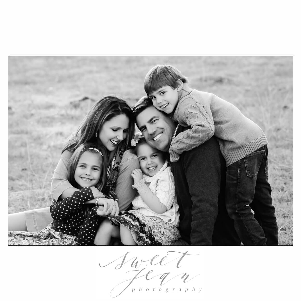 Roseville Family Session | LOVE