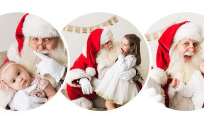 Simple Santa Sessions | 2016 Now Booking