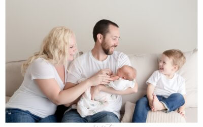 Quinn Roseville Newborn Photographer