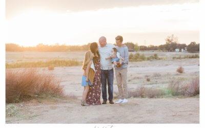 The Wilsons | Folsom Family Photographer