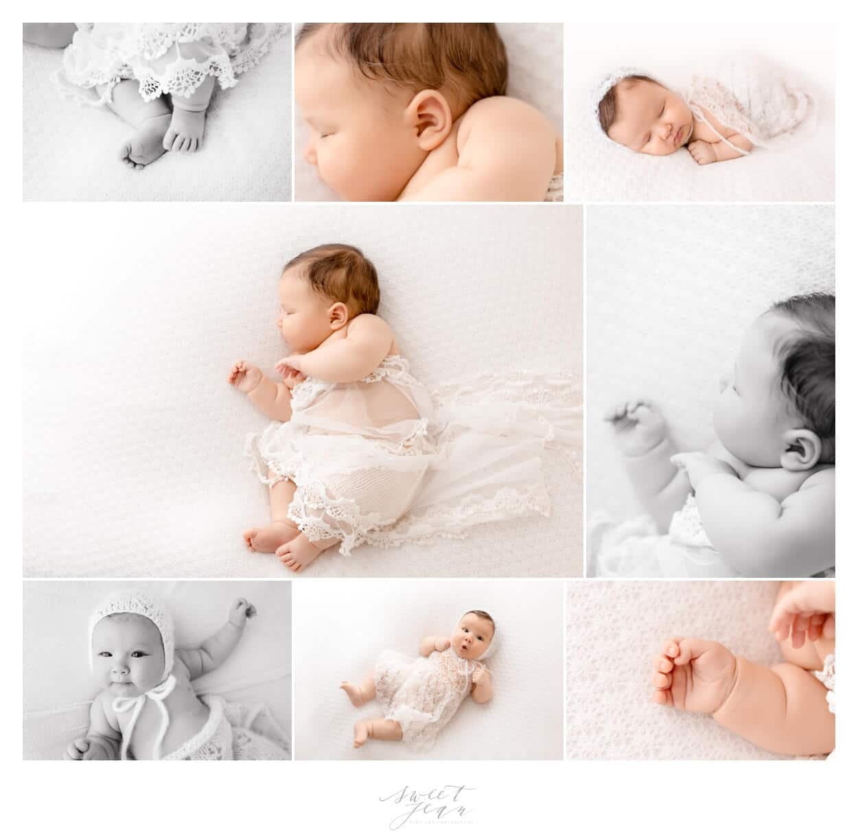 Olivia Anna Roseville Newborn Session 1