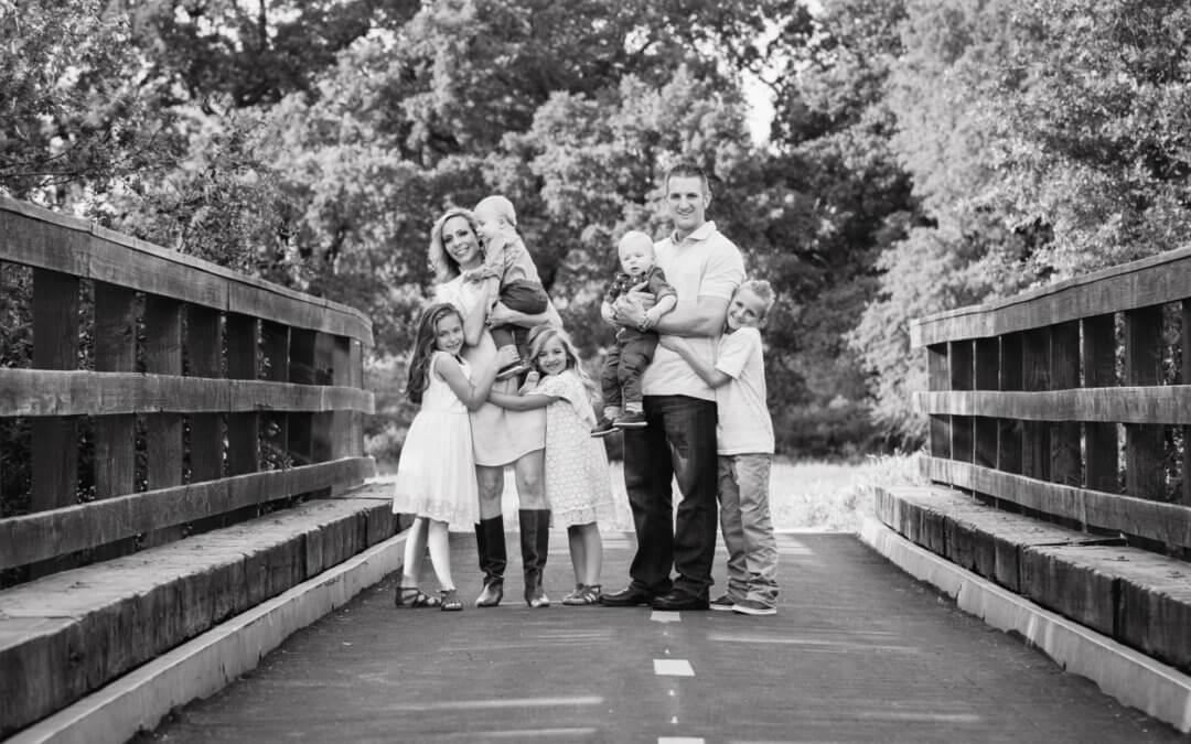 Beautiful Family   Roseville Family Portraits